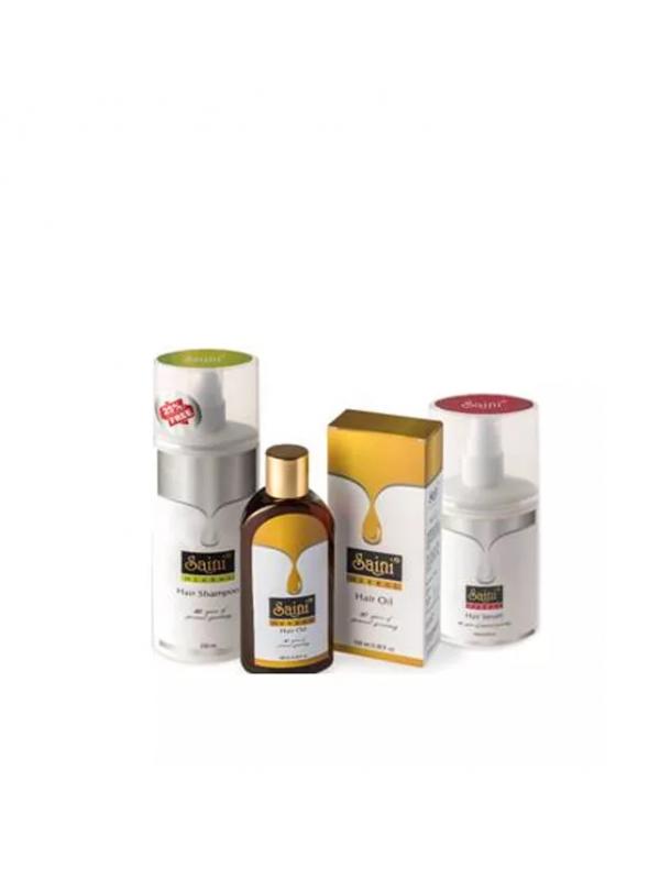 Herbal Hair Care Combo Packs